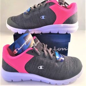 Girls Champion Sneakers